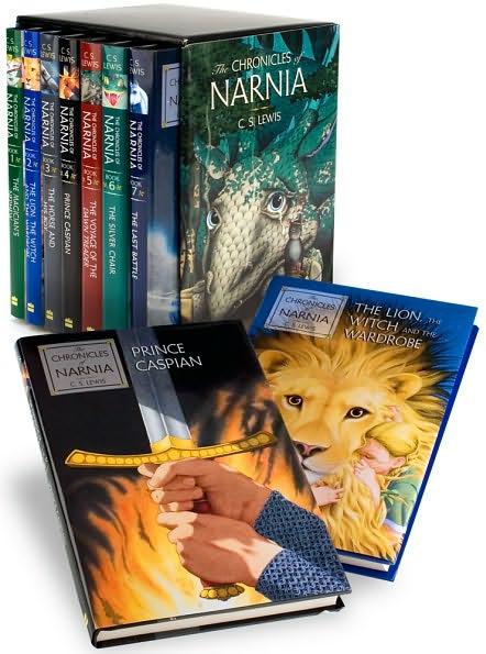Narnia Boxset