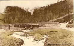 The Hermitage Bridge, Blackford Hill