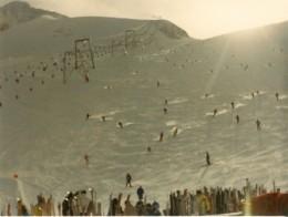 ski slopes in Austria