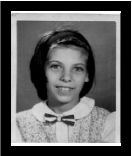 Me, at 10 or 11 years old.