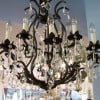 Wrought Iron Lighting: Chandeliers, Sconces and Lanterns