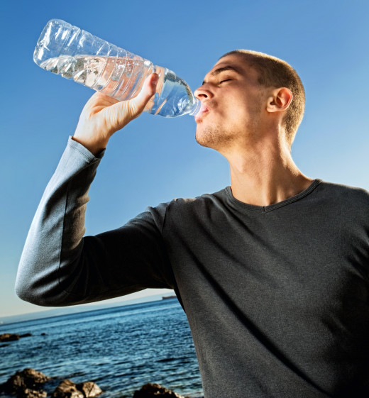 Staying hydrated is often important to avoid migraines.