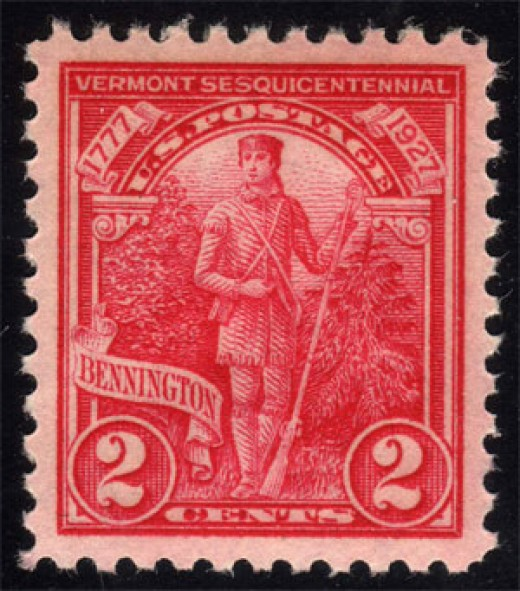 Old Postage Stamps Value