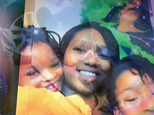 Black single moms are fighting the stereotypes of such things as government assistance to take care of their children.