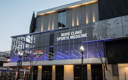 Mayo Clinic Sports Medicine