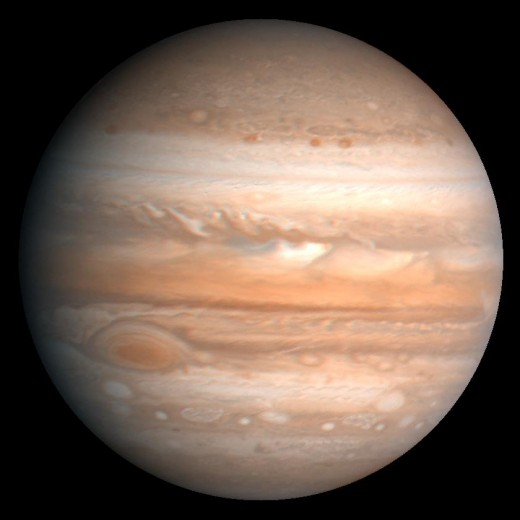 Jupiter - The Giant