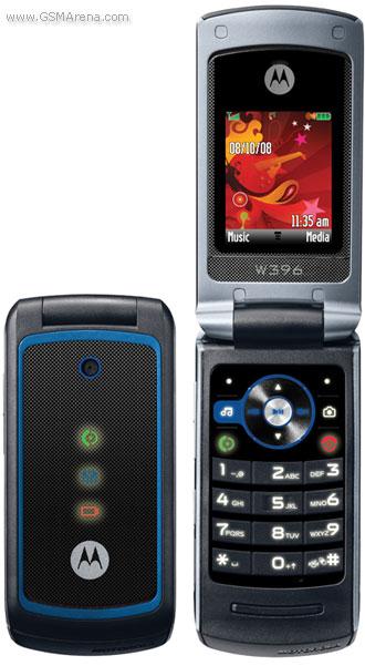 Motorola W396    VGA camera, no video