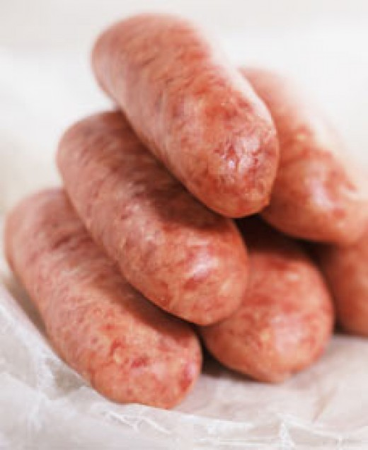 GOOD SAUSAGE IS THE KEY ALSO CAN USE ALL KINDS OF SAUSAGES