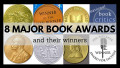 8 Major Book Awards and Their Winners