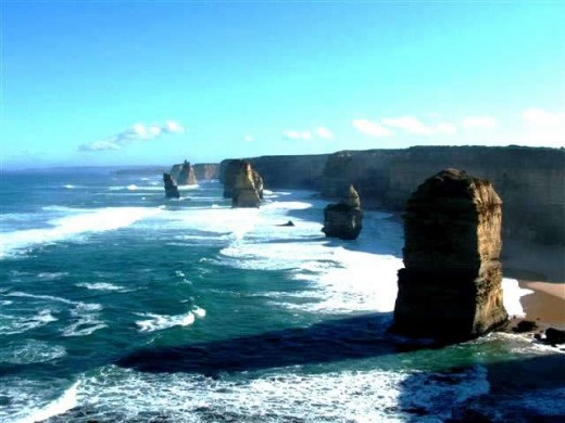 Great Ocean Road, State of Victoria, Australia.