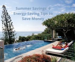 Summer Savings: 9 Energy-Saving Tips to Save Money