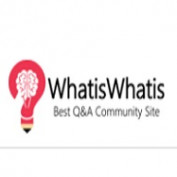 whatiswhatis profile image