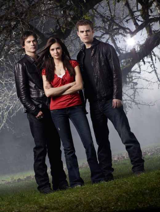vampire diaries tv show wallpaper. Vampire Diaries tv show cast