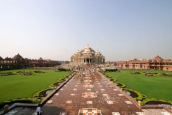 places to be visited in delhi-Akshardham Temple - akshrdham dilhi