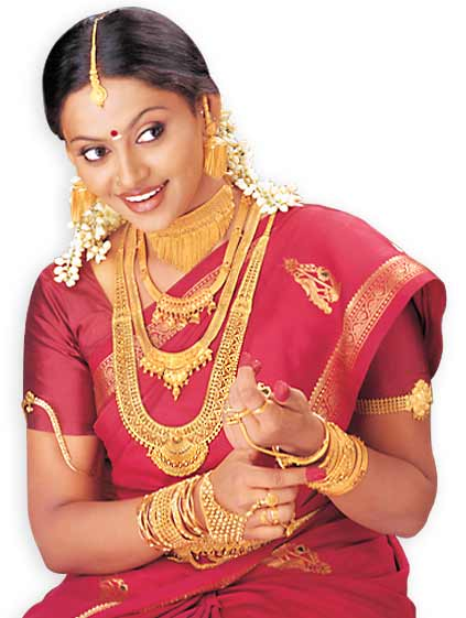 Hindu Bride Image with Solah Shringar