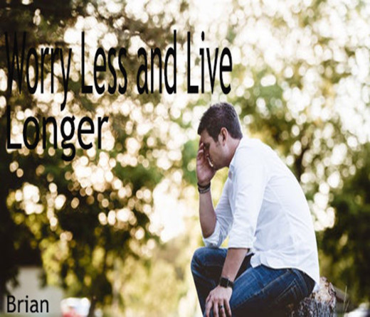 Worry Less and Live Longer