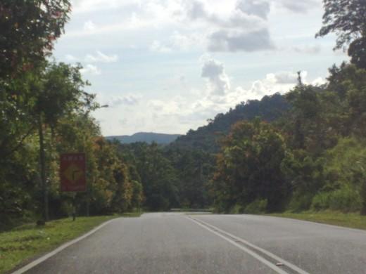 Langkawi highway