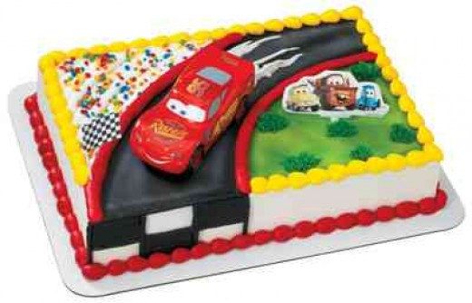birthday cake for boys. CARS irthday cakes that
