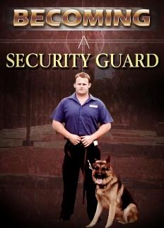 Becoming a Security Guard book