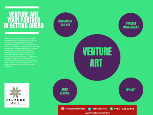 Venture Art Project Management