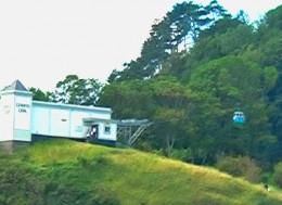 Cable car Llandudno North Wales