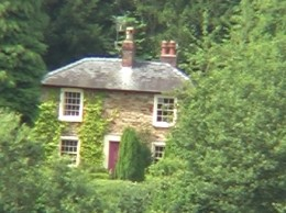 Telfords house Llangollen North Wales