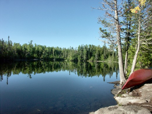 BWCA wilderness