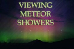 Viewing Meteor Showers