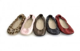 MIA even manufactures and markets a full range of children's ballet slippers!
