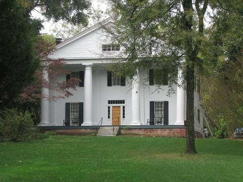 Bulloch Hall, Roswell GA