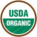 This seal means at least 95% organic