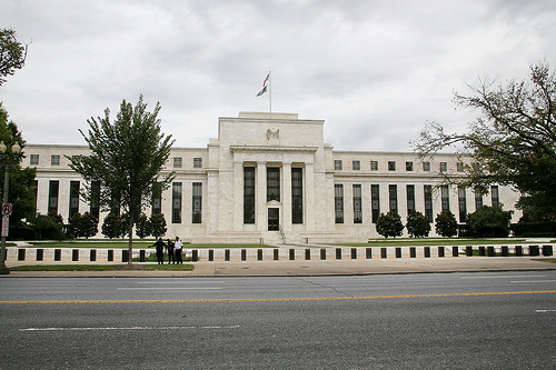 Federal Reserve Bank United States image by cliff1066