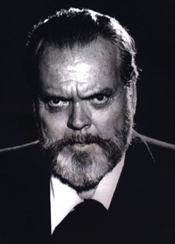 Orson Welles a Genius Movie Director and Great Actor