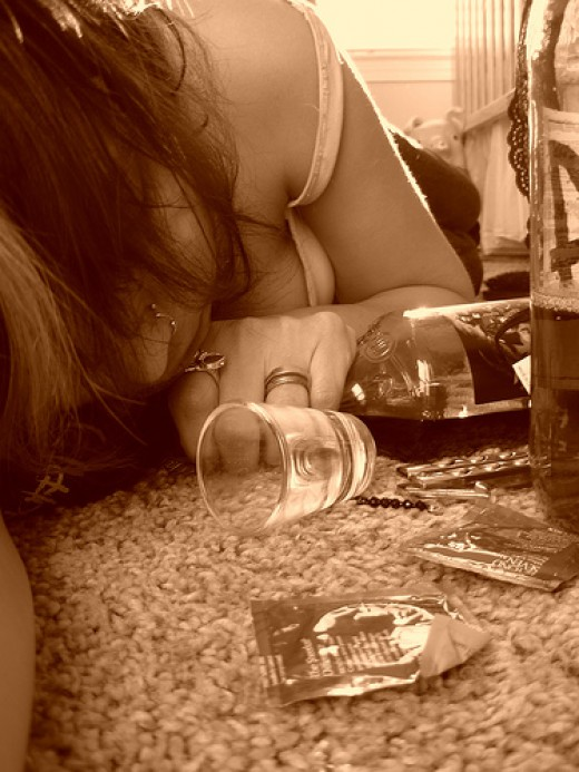 El tratamiento del alcoholismo femenino en inferior novgorode