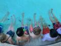 Swimming Lessons for Pre-School Age Children