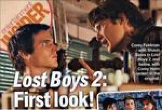 The Lost Boys 2: The first released photo