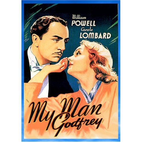 William Powell and Carol Lombard star in My Man Godfrey