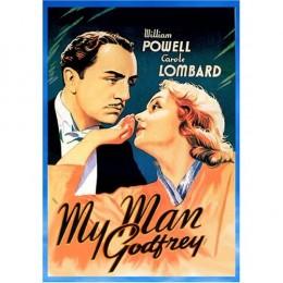 William Powell and Carol Lombard star in My Man Godfrey