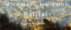 8 Sources of Inspiration for Writers