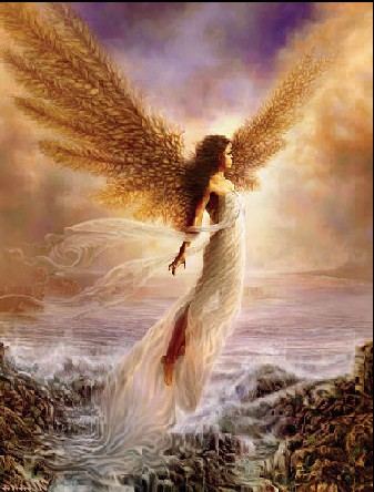 The Beauty and the Power of God's Angels
