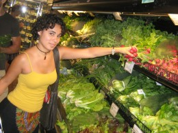 Organic food stores are equally important as drugs stores
