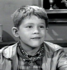 Andy Griffith Show Memories : Episode #8 - Opie's Charity