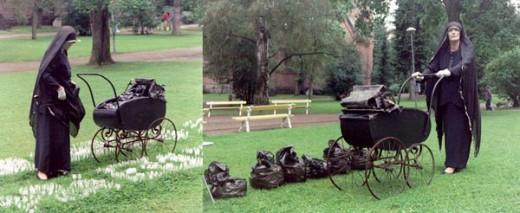 Lea Turto: Plastic Garden 1998, Finland