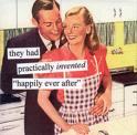 Ahh Domestic Bliss!