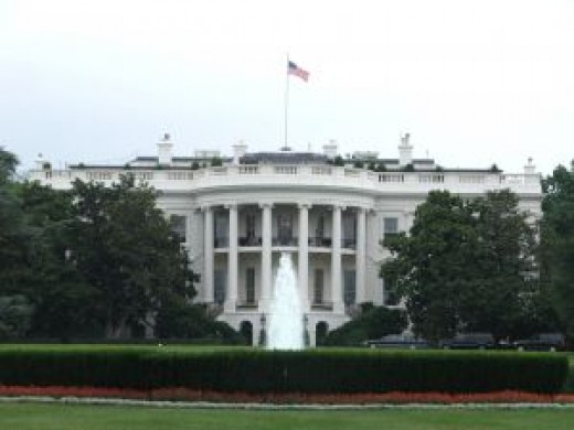 The White House, 1600 Pennsylvania Ave.