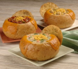 Make and serve your white bean soup in a bread bowl.