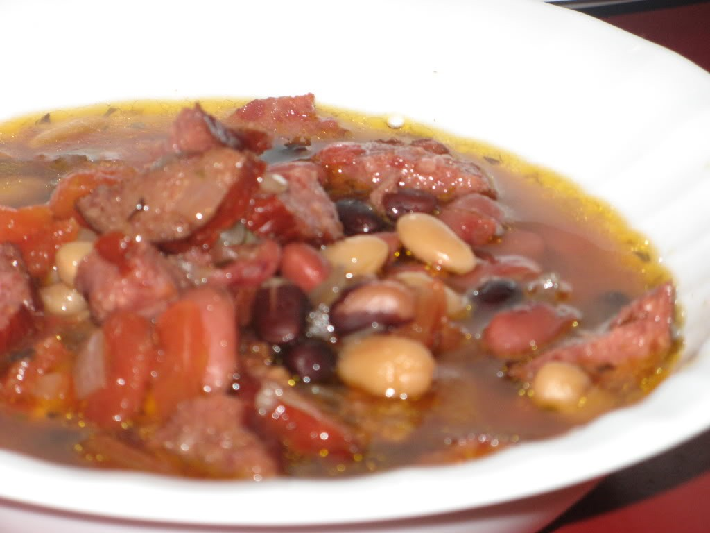Delicious Red Beans And Sausage Soup