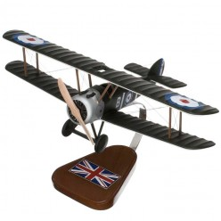 The Sopwith Camel was responsible for nearly 1300 kills in the latter period of the war. Bob Little helped that tally.