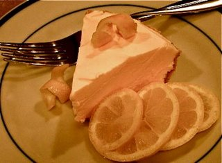 You can quite easily make Pink Lemonade Pie.
