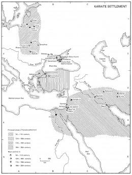 Karaite Settlements